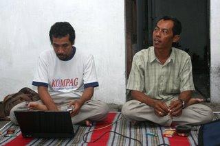 kopdar blogger bengawan di rumah mas blontank 1